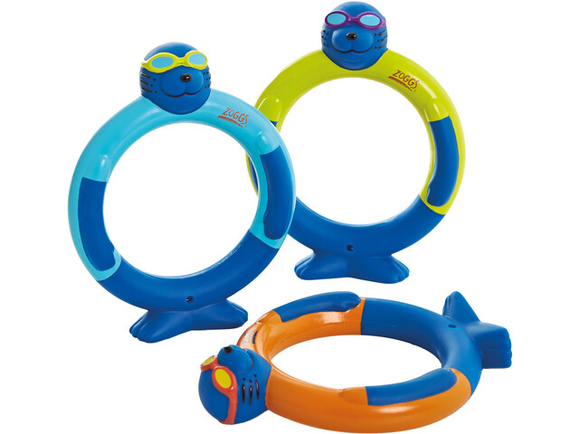 Zoggs Dive Rings Kids multi